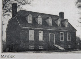 Mayfield House Petersburg